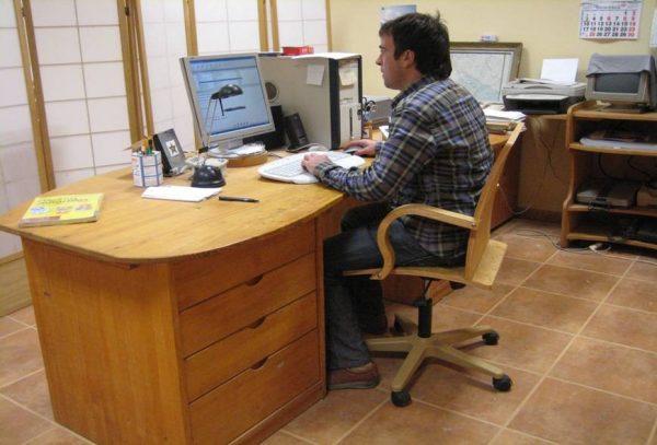 Mesa Oficina Grande