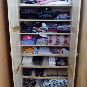 Armario-zapatero-estantes